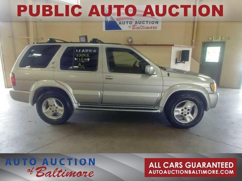 2002 Infiniti QX4 Luxury | JOPPA, MD | Auto Auction of Baltimore  in JOPPA MD