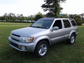 2002 Infiniti QX4 Luxury in Virginia Beach VA, 23452
