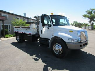 2002 International 4300 14 Contractor Dump   St Cloud MN  NorthStar Truck Sales  in St Cloud, MN