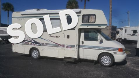 2002 Itasca Sunstar 21B  in Clearwater, Florida
