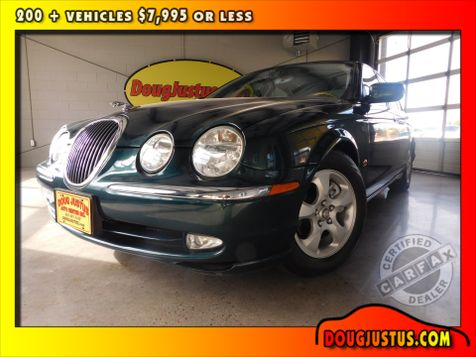 2002 Jaguar S-TYPE  in Airport Motor Mile ( Metro Knoxville ), TN