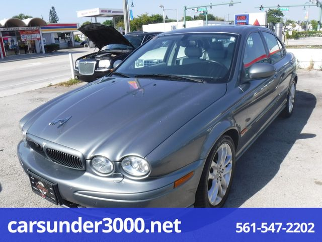 2002 Jaguar X-TYPE w/Sport Pkg Lake Worth , Florida