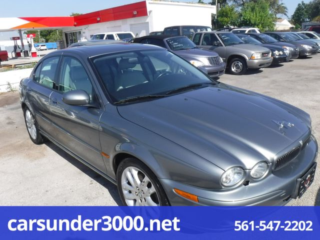 2002 Jaguar X-TYPE w/Sport Pkg Lake Worth , Florida 2