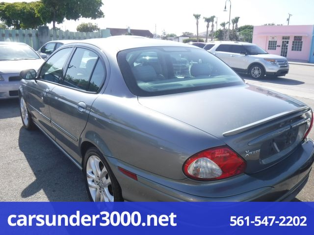 2002 Jaguar X-TYPE w/Sport Pkg Lake Worth , Florida 3