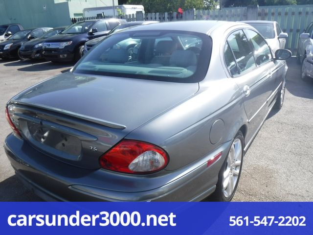 2002 Jaguar X-TYPE w/Sport Pkg Lake Worth , Florida 1