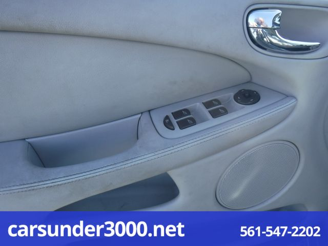 2002 Jaguar X-TYPE w/Sport Pkg Lake Worth , Florida 8