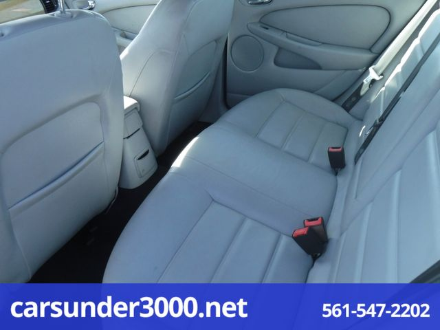 2002 Jaguar X-TYPE w/Sport Pkg Lake Worth , Florida 5