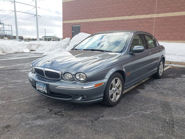 2002 Jaguar X-TYPE Maple Grove, Minnesota 1