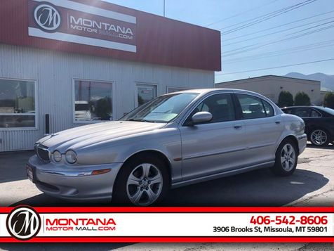 2002 Jaguar X-TYPE 3.0L Sedan 4D in