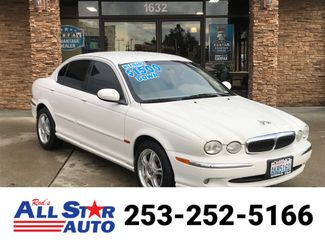 2002 Jaguar X-TYPE 2.5L AWD in Puyallup Washington, 98371