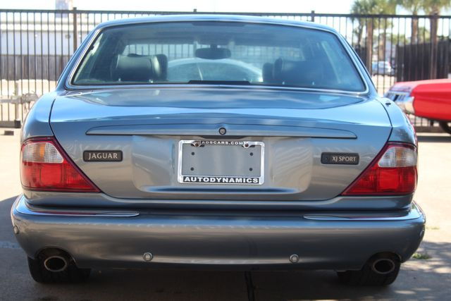2002 Jaguar XJ Sport Houston, Texas 10