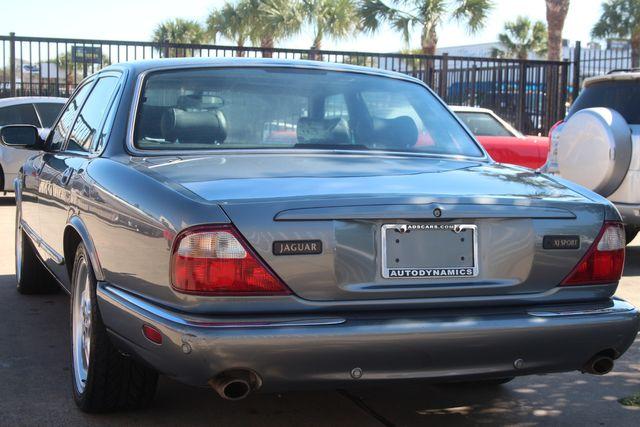 2002 Jaguar XJ Sport Houston, Texas 11
