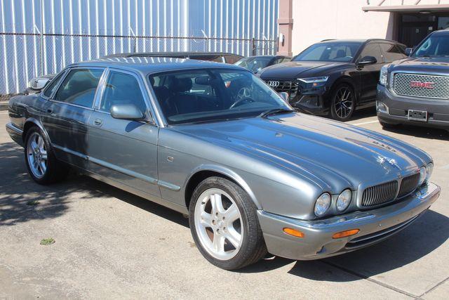 2002 Jaguar XJ Sport Houston, Texas 3