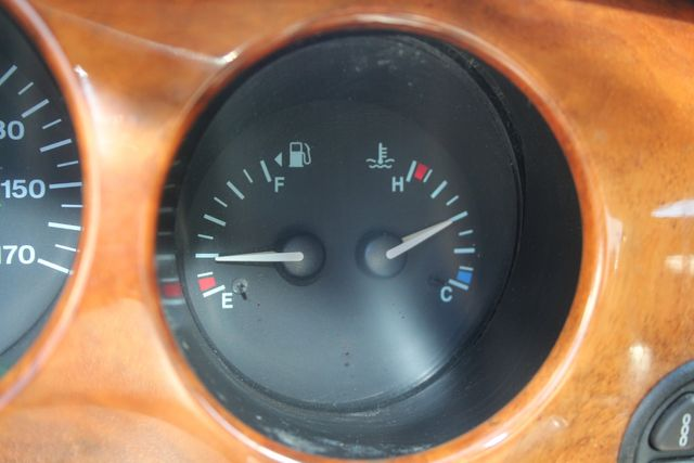 2002 Jaguar XJ Sport Houston, Texas 35