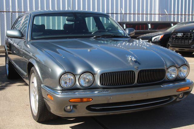 2002 Jaguar XJ Sport Houston, Texas 4
