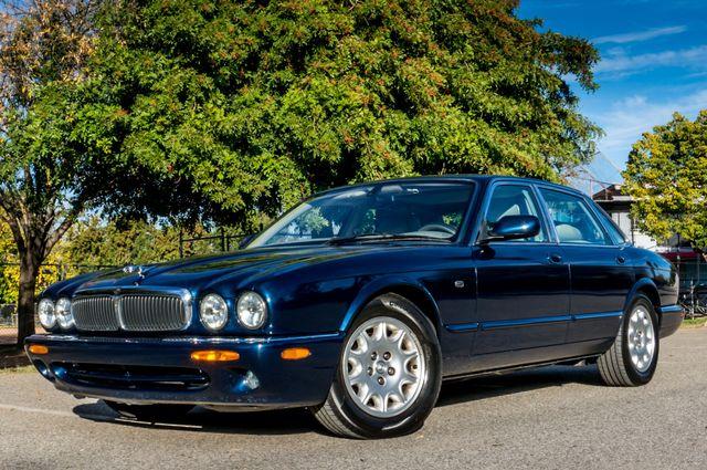 2002 Jaguar XJ XJ8 Reseda, CA 1