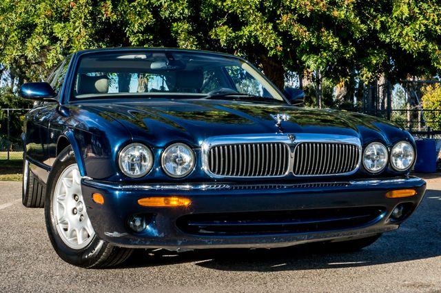 2002 Jaguar XJ XJ8 Reseda, CA 3