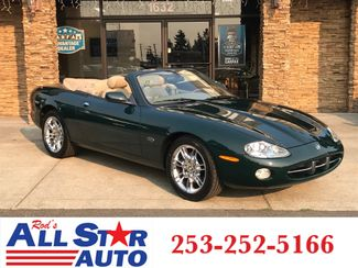 2002 Jaguar XK XK8 in Puyallup Washington, 98371