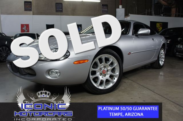 2002 Jaguar XK-R Supercharged | Tempe, AZ | ICONIC MOTORCARS, Inc. in Tempe AZ