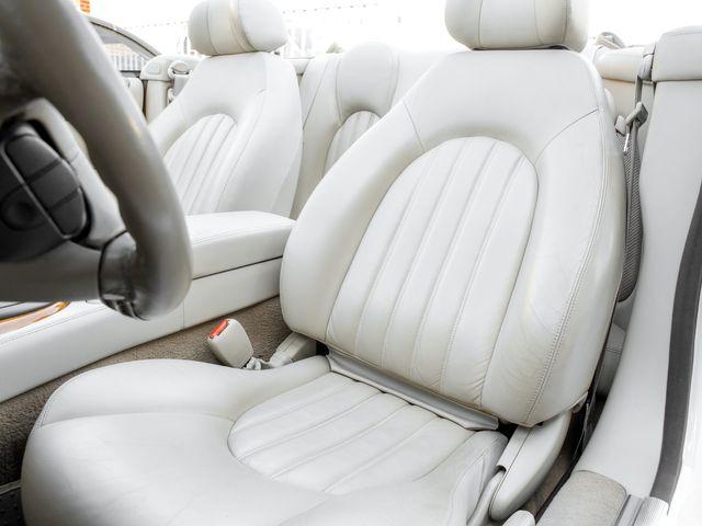 2002 Jaguar XK8 Burbank, CA 10