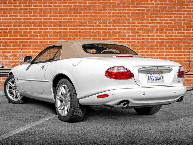 2002 Jaguar XK8 Burbank, CA 6