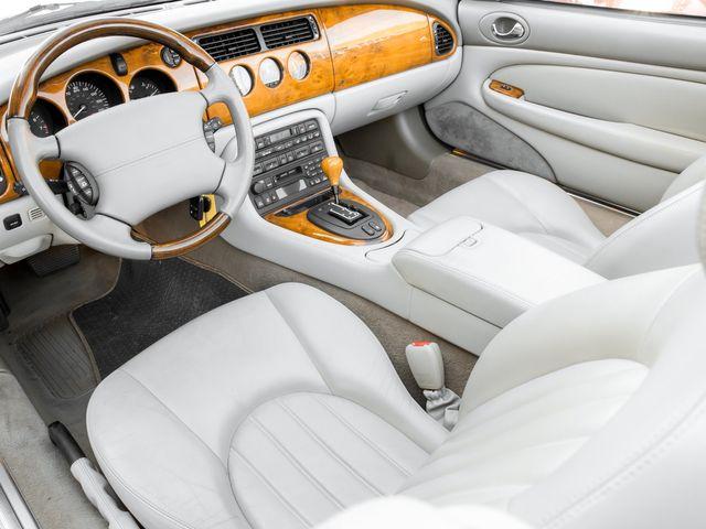 2002 Jaguar XK8 Burbank, CA 9
