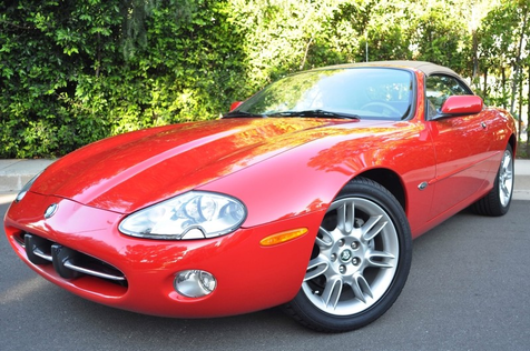 2002 Jaguar XK8  in , California