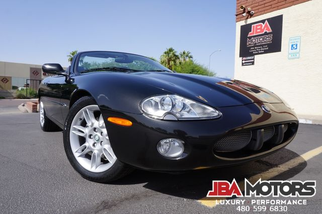 2002 Jaguar XK8 Convertible XK 8 ~ ONLY 60k LOW MILES