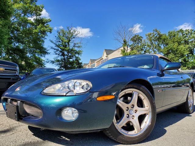 2002 Jaguar XK8 BASE