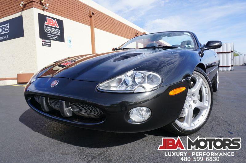 2002 Jaguar XKR XK-R Convertible XK8 - ONLY 84k LOW MILES!! | MESA, AZ | JBA MOTORS in MESA AZ