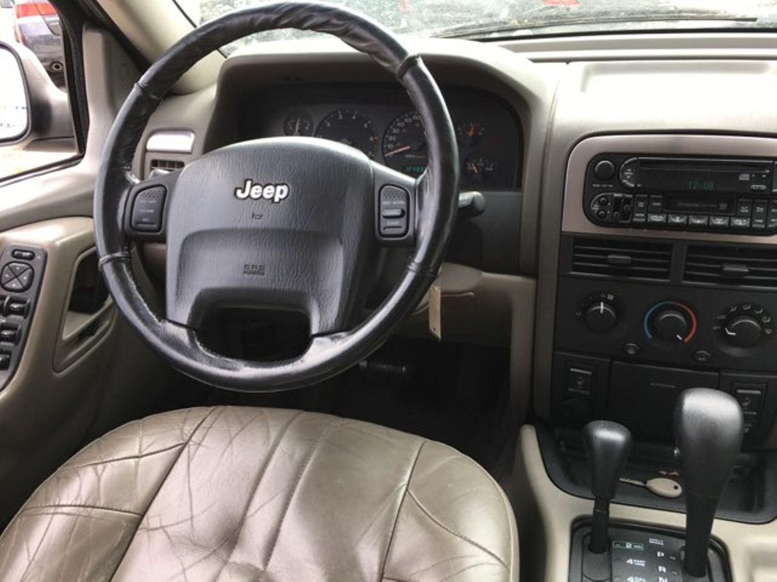 ... 2002 Jeep Grand Cherokee Laredo City IN Downtown Motor Sales In Hebron,  ...
