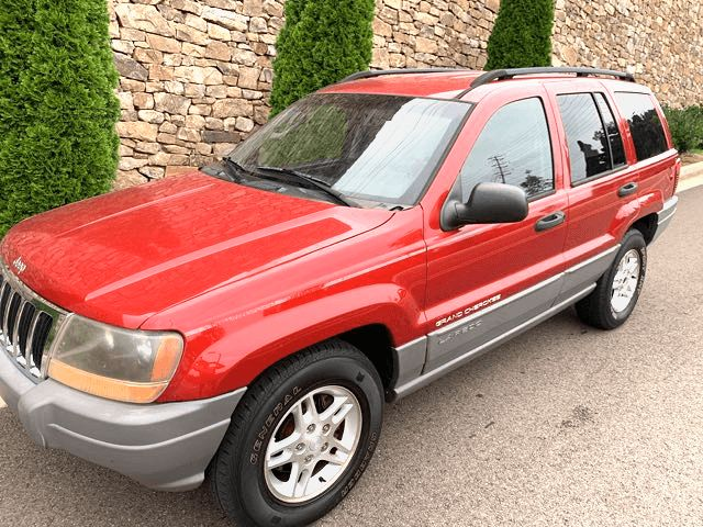 2002 Jeep Grand Cherokee Laredo in Knoxville, Tennessee 37920