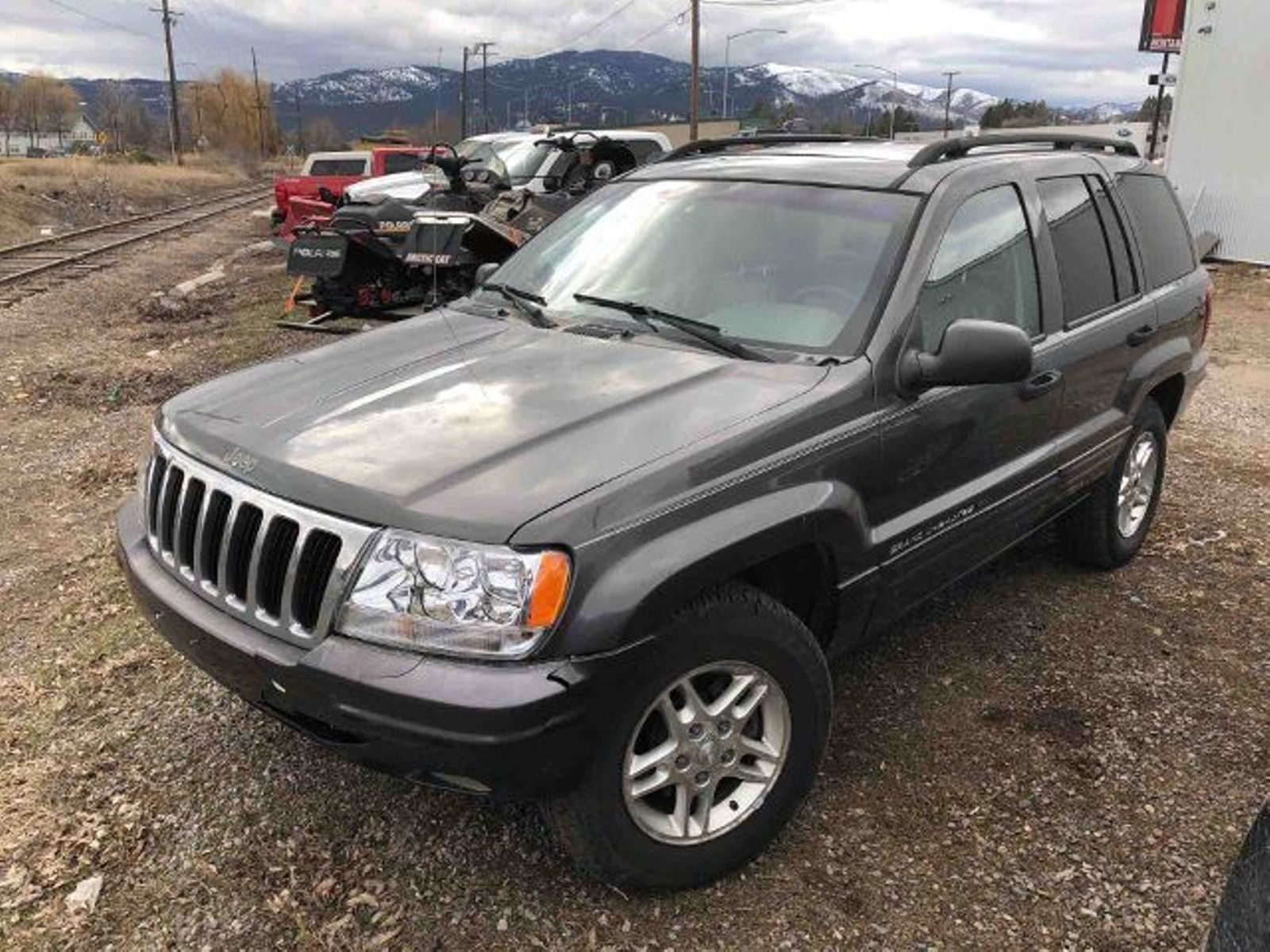 ... 2002 Jeep Grand Cherokee Laredo City Montana Montana Motor Mall In ,  Montana ...