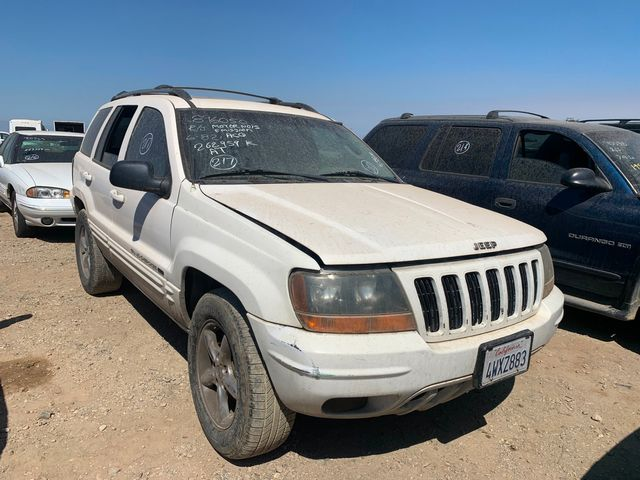 2002 Jeep Grand Cherokee Limited in Orland, CA 95963