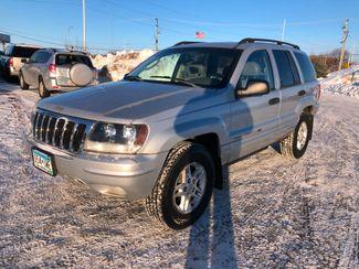 2002 Jeep Grand Cherokee 4x4 Laredo Osseo, Minnesota 1