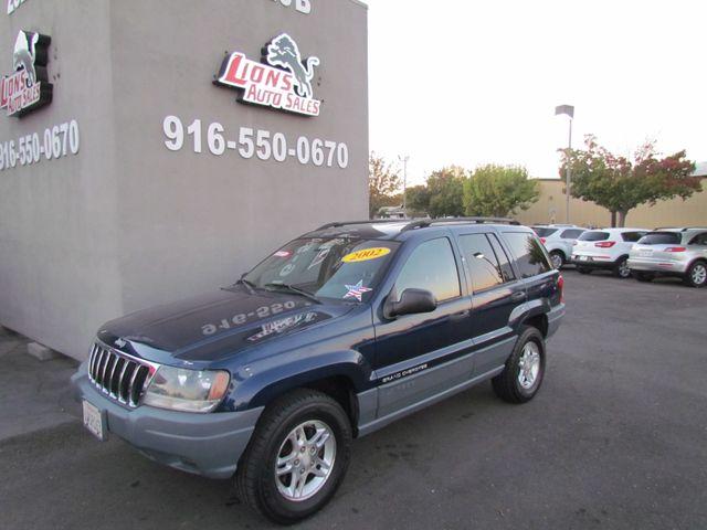 2002 Jeep Grand Cherokee Laredo 4 x 4 in Sacramento, CA 95825