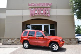 2002 Jeep Liberty Limited in Arlington, Texas 76013