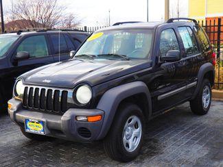 2002 Jeep Liberty Sport | Champaign, Illinois | The Auto Mall of Champaign in Champaign Illinois