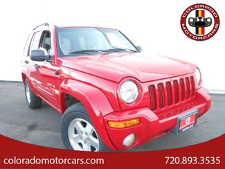 2002 Jeep Liberty Limited in Englewood, CO 80110