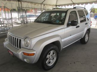 2002 Jeep Liberty Limited Gardena, California