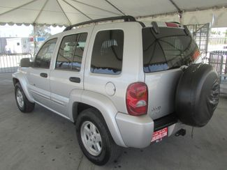 2002 Jeep Liberty Limited Gardena, California 1