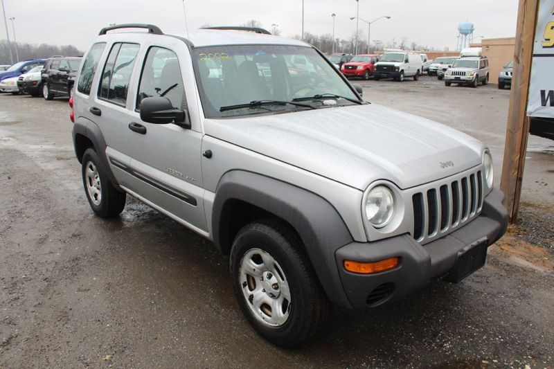 2002 Jeep Liberty Sport  city MD  South County Public Auto Auction  in Harwood, MD