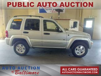 2002 Jeep Liberty Limited | JOPPA, MD | Auto Auction of Baltimore  in Joppa MD