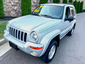2002 Jeep Liberty Limited in Knoxville, Tennessee 37920