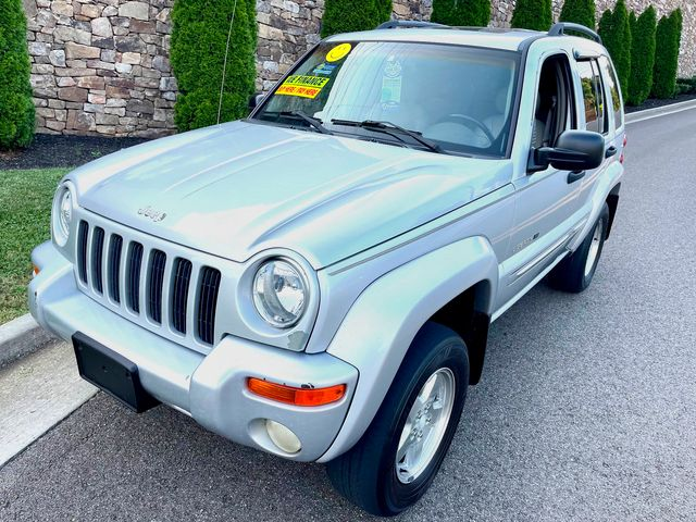 2002 Jeep-Carfax Clean!! Buy Here Pay Here!! Liberty- Limited