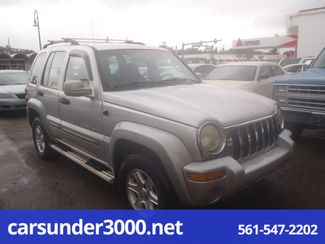 2002 Jeep Liberty Sport Lake Worth , Florida 1
