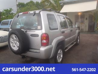 2002 Jeep Liberty Sport Lake Worth , Florida 2