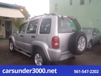 2002 Jeep Liberty Sport Lake Worth , Florida 3