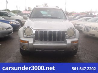 2002 Jeep Liberty Sport Lake Worth , Florida 9