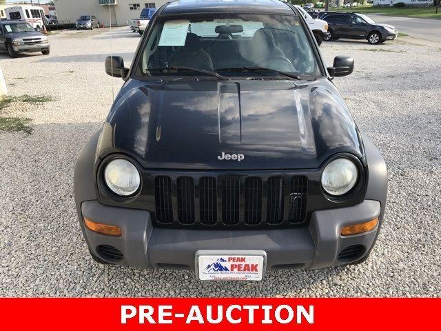 2002 Jeep Liberty Sport in Medina, OHIO 44256